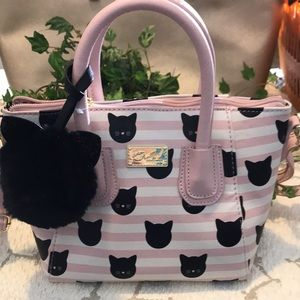 NWT!! Betsey Johnson Kitty Cat Bag!